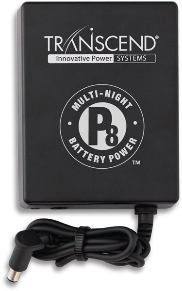 Transcend P8 Multi-Night Batterij
