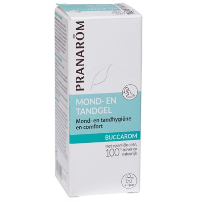 Buccarom mond & tandgel 15ml