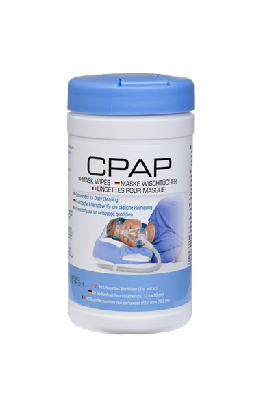 CPAP Mask Wipes Normaal